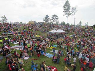 En Fuego in Verbena, Alabama on August 24, 2013