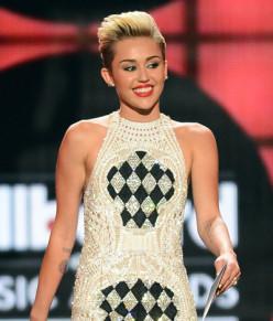 OK, We Get It...Miley Cyrus Is No Longer Hannah Montana....