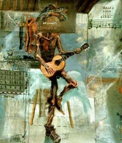 """""""The Troubadour's Love"""" A 3 part poem"""