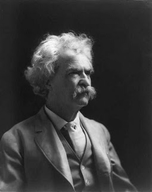 Mark Twain, a keen observer of human nature, penned many classic classic articles and books in a humorous style.