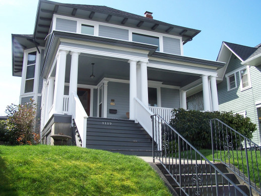 Bing Crosby's childhood home in Tacoma