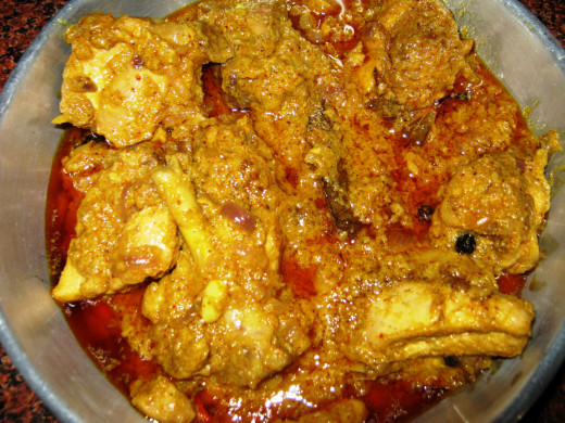 Kashimri Murg Masala by another cook