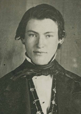 Samuel James Reader around 1855