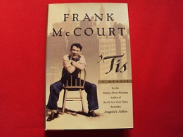 tis a memoir frank mc court essay Frank mccourt was born in 1931 in brooklyn, new york, the first of seven  by  his 1999 memoir 'tis, a continuation of mccourt's life after he returned to america.