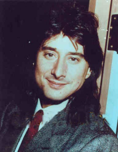 Steve Perry - The Voice. How many kids took up singing because they heard Steve sing and idolized him?