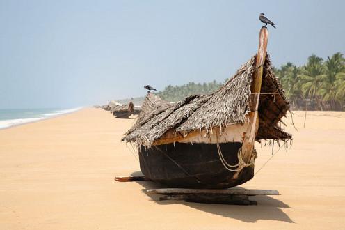 Puvar Beach, Kerala