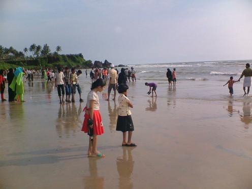 Payyambalam Beach, Kerala