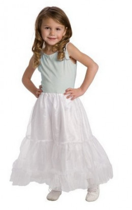 every Princess needs the 'pouf' for their dress to hang right making sure she has the 'princessy' look