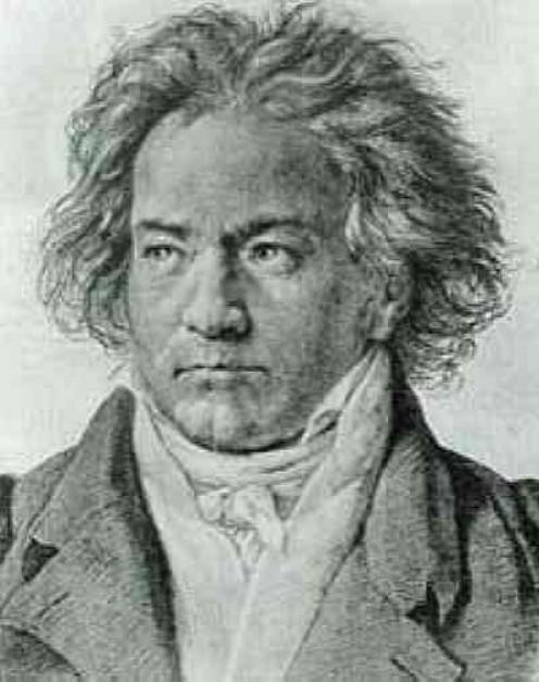 Ludwig van Beethoven: Isolationist Supreme.
