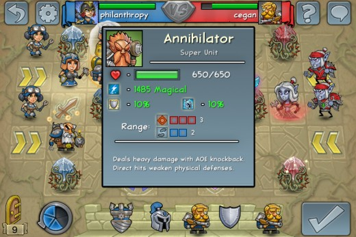 And with 1485 damage,