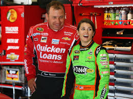 Despite a win earlier this year at Indy, Newman is the odd man old while Patrick will return in 2014