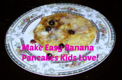 The Versatile and Gluten Free Banana Pancake