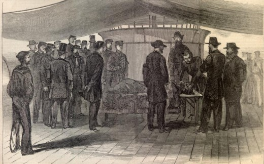 John Wilkes Booth Autopsy