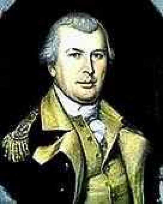 Nathaniel Green, who my ancestor served under in the Revolutionary War