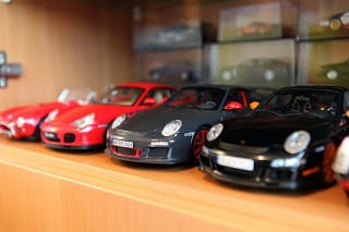 Model Car collection