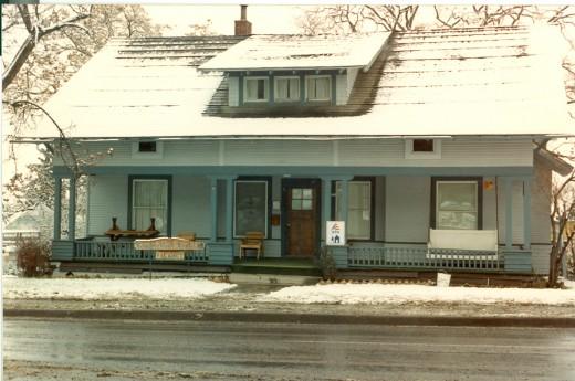 Youth Hostel in Ashland, Oregon