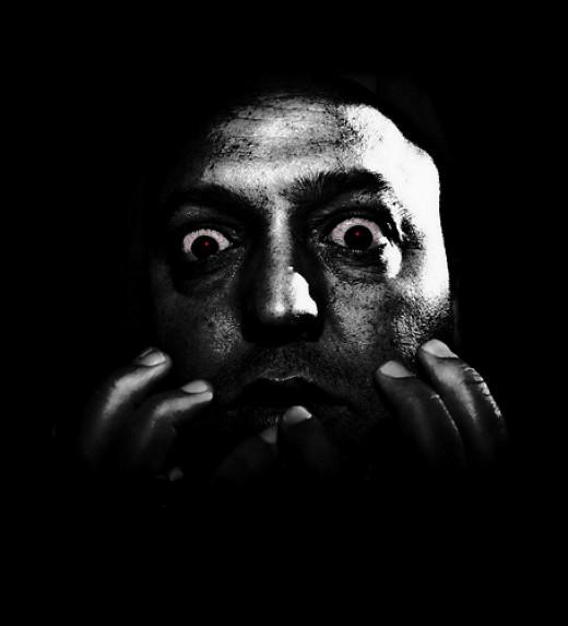 Fear & terror from Manuel Ribadulla Rodreguez  flickr.com