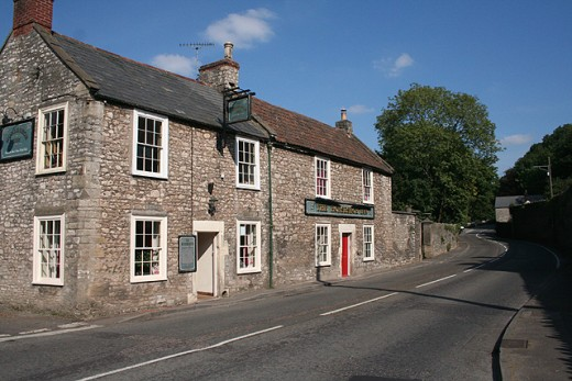 Many of the  buildings in Shepton Mallet date back to the time of the weird disappearance of a man in the 18th century.