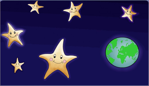 The melody for Twinkle, Twinkle Little Star is one of the most easily recognized in the world