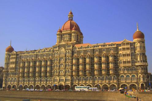 The Taj Mahal Hotel- Mumbai- India