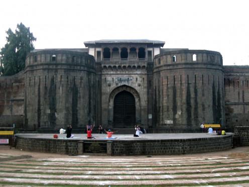 The Shaniwarwada Fort- Pune- India