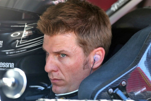McMurray needs a hail mary at Atlanta to make the Chase yet it's not one of his better tracks