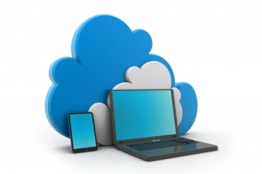 The Cloud computing concept-with rest of mind and  ease of use.