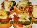 Cooking from Scratch for Busy Moms: Bruschetta