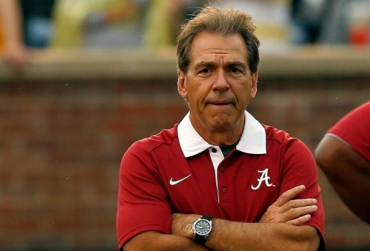 Nick Saban doubts my SEC analysis. Don't relax - there's more to come.