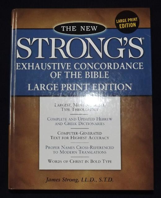 Strong's Bible Concordance