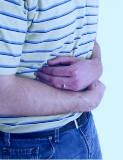 Lower Abdominal Pain in Men
