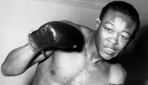 Kid Gavilan was noted for his famous Bolo punch and winning the welterweight world championship.