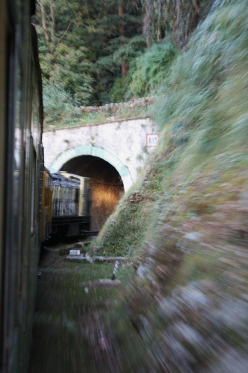 Tunnel- 103 Kalka-Shimla Hill Railway