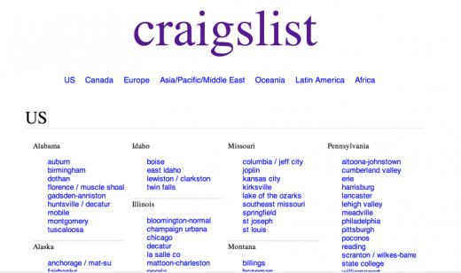 Affiliate Marketing on Craigslist
