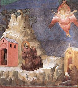 250px-Giotto_-_Legend_of_St_Francis