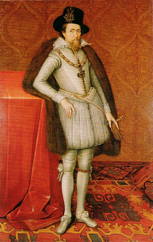 James VI of Scotland, Mary Stuart's son, became James I of England on the cognizance that he act as Protector of the Protestant Church of England - he had his own problems. He didn't need Guy Fawkes to add to them