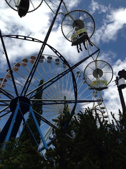 Ferris Wheel and Lift   Personal Photos REK