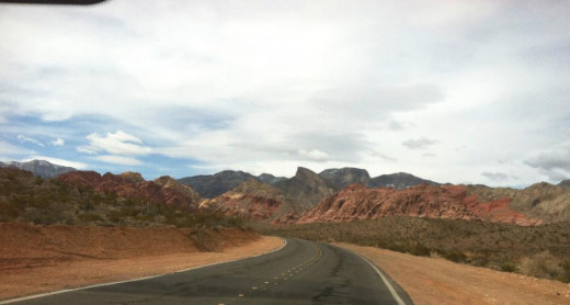 The Drive at Red Rock