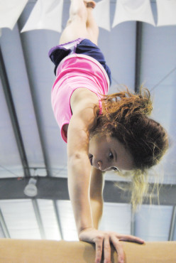 Gymnastics: Why Isn't My Child Advancing?