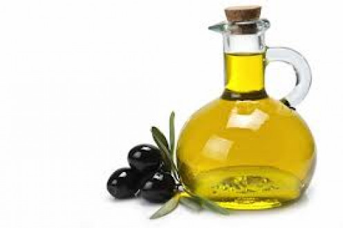 Olive oil is an essential ingredient when making olive Italian Bruschetta. Besides Olive oil makes anything and everything taste that much better. It gives it a different flavor.