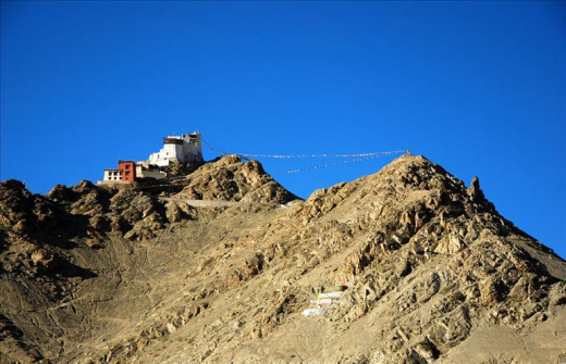 Victory Tower in Leh