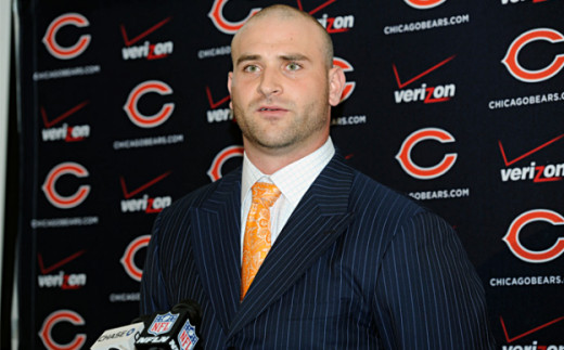 With the addition of Kyle Long the Bears hope to protect Jay Cutler.