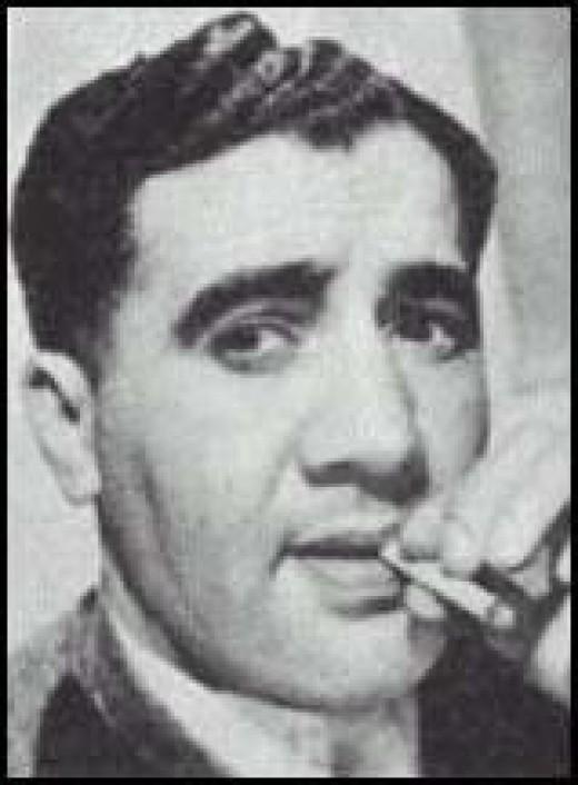 "Abe Reles AKA ""Kid Twist"" (1906-1941)"