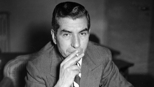 "Charles ""Lucky"" Luciano (1897-1962). He formed  The Commission in 1931."