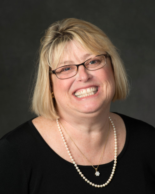 Professor of journalism, Cindy Simoneau SCSU, New Haven, Conn.