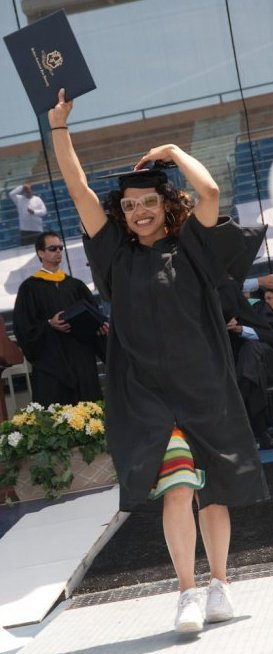 I did it! SCSU - New Haven, Conn. 2010 graduation