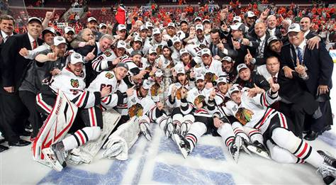 The team that ended the Cup drought in Chicago