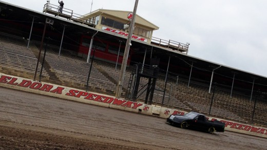 The truck series returned to NASCAR's roots earlier this year with a dirt race at Eldora Speedway