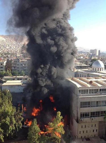 Damascus 2012 from Syrian Revolution Memory... flickr.com