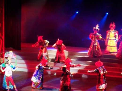 Chengde Qing Dynasty Show